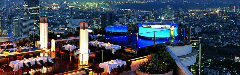 Sirocco The Dome At State Tower Bangkok Thailand Guide