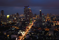 magical NEW YEAR with unparalleled views of bangkok