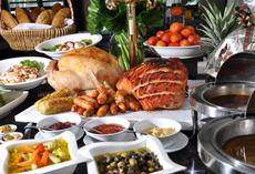 Christmas Eve & Christmas Day Grand Buffet At Chatrium Hotel Riverside Bangkok