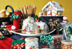 Festive Goodies & Holiday Gifts @ Treats Gourmet At Chatrium Hotel Riverside Bangkok