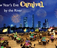 <b>New Year's Eve Carnival by the River</b>