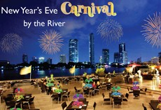 New Year's Eve Carnival by the River