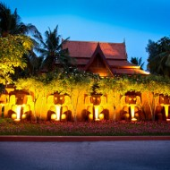 <b>Anantara Resort and Spa Hua Hin; the secret garden</b>