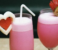 <b>Fantastic Strawberry Cocktail and Celebrate Valent...</b>