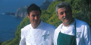2-Michelin Star Don Alfonso 1890 with Chef Owner Alfonso Iaccarino