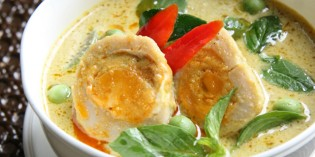 AUTHENTIC THAI CURRY PROMOTION