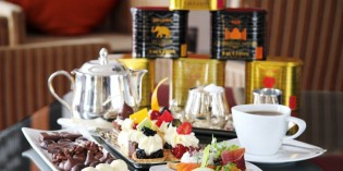 Parisian Afternoon Tea At Centara Grand at CentralWorld