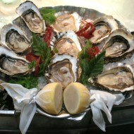 <b>OYSTER  PROMOTION  AT  LORD  JIM'S,  MANDARIN ORIE...</b>