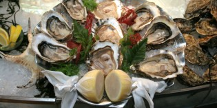 OYSTER  PROMOTION  AT  LORD  JIM'S,  MANDARIN ORIENTAL, BANGKOK