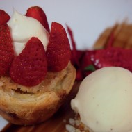 <b>YUMMY STRAWBERRY At Sheraton Pattaya Resort</b>