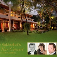 <b>The Sukhothai's New Year Concert in The Garden</b>