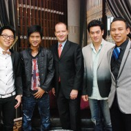 "<b>Grand Millennium Sukhumvit Welcomed ""Show Me Hey!""...</b>"