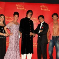 <b>Bollywood superstars at Madame Tussauds</b>