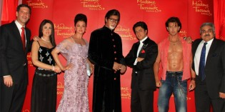 Bollywood superstars at Madame Tussauds