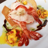 "<b>""Tiger prawn"" March promotion at Attica Sky Lounge...</b>"