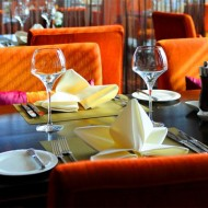 <b>VIE HOTEL BANGOK SUMPTUOUS BUFFET DINNER AND WINES...</b>