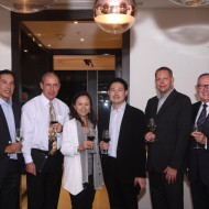 <b>Opening of Business Lounge at Courtyard by Marriot...</b>