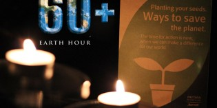 Pattaya Marriott Resort & Spa will be in the dark for an hour to support  'Earth Hour' on Saturday March 31st