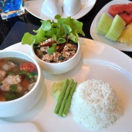 <b>'Thai Set Lunch' promotion  at Two Forty Eight Caf...</b>