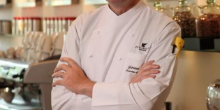 Appointment – new Executive Pastry Chef at JW Marriott Bangkok Chef Giovanni Alessandro Iurig