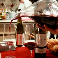 <b>fin's fabulous chefs table wine dinner at Viu St. ...</b>