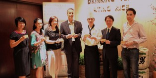 "The Opening of ""A Taste of Hokkaido"""