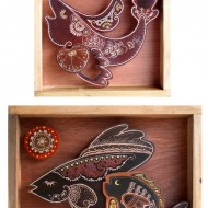 "<b>WORKSHOP : ""Engraving Nature in Wood""  </b>"