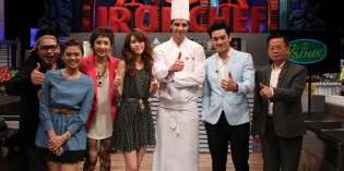 "Rossini's Chef Stefano Wins ""Iron Chef Thailand"""