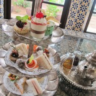 <b>Casablanca Restaurant presents the Moroccan High T...</b>