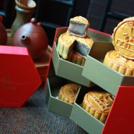 <b>Moon Cakes from around town</b>