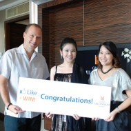 <b>Grand Millennium Sukhumvit Presents Prize to Winne...</b>