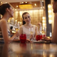 <b>Ladies' night @ Angelini Shangri-la, Bangkok</b>