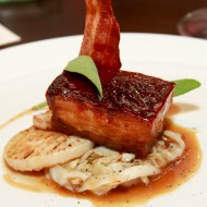 <b>il cielo set lunch at the Dusit Thani</b>