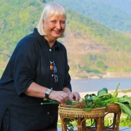<b>Raw Food at glow with Diana Von Cranach  </b>