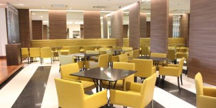 Rembrandt hotel serves breakfast at the newly renovated restaurant