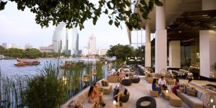 Brunch on the River- Millennium Hilton Bangkok
