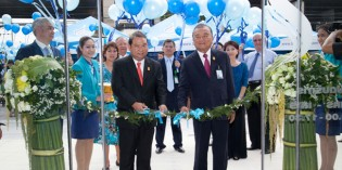 Bangkok Airways' New Ticket Office Building is now opened
