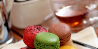 Wonderful handmade Macaron at Delice