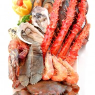 <b>Succulent Seafood As You Requested  at The Glass H...</b>
