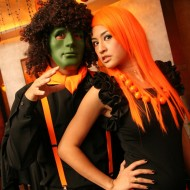 <b>THRILLER HALLOWEEN PARTY AT SPASSO, GRAND HYATT ER...</b>