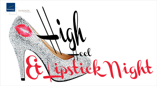 Night High Bangkok Platinum Heelsamp; At Lipstick LoungeNovotel cARq34jLS5