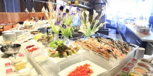 Have A Blast Lunch Buffet!!! at Crave Wine Bar & Restaurant