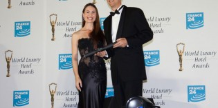 Hilton Pattaya Named Country Winner:  Best Luxury Emerging Hotel, World Luxury Hotel Awards 2012