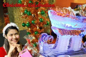 Festive Celebration  At Chatrium Hotel Riverside Bangkok