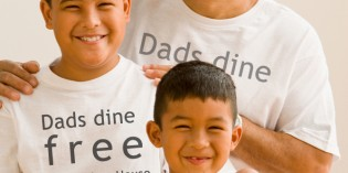 Dad Dines Free on Father's Day  @ The Glass House, Eastin Grand Hotel Sathorn Bangkok