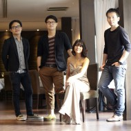 <b>Mellow Motif Jazz Quartet  at The Sukhothai Bangko...</b>