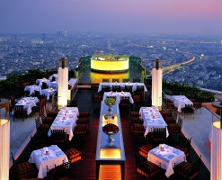 Take your Festive Season to the Height of Enjoyment  at The Dome, Tower Club at lebua On the evening of the 31st December 2012