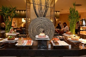 Festive offerings at the Espresso InterContinental, Bangkok
