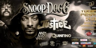 Together Festival 2013 featurung Snoop Dogg, Justice, AN21, Max Vangeli & Quintino