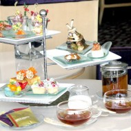 <b>SUCCUMB TO TEMPTATION WITH  A TASTING ETAGERE AT Z...</b>